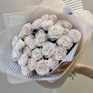Букет из пионовидных роз Art.12 035