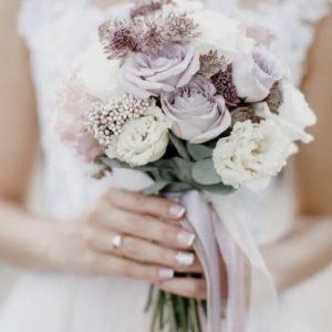 Зимний букет невесты Art.05 82