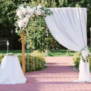 Арка из цветов на свадьбу Art.08 22