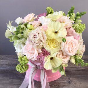 Цветы в коробке Art.12 024
