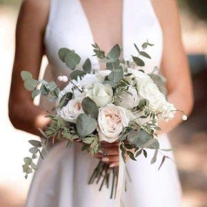 Букет невесты растрепыш Art.05 69