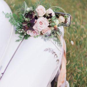 Оформление свадебного авто Art.07 37