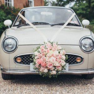 Оформление свадебного авто Art.07 38