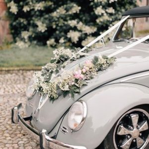 Оформление свадебного авто Art.07 40