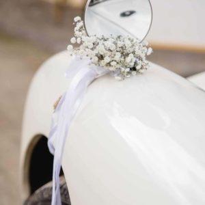 Оформление свадебного автомобиля art.07-35