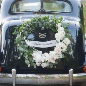 Оформление свадебного авто Art.07 41