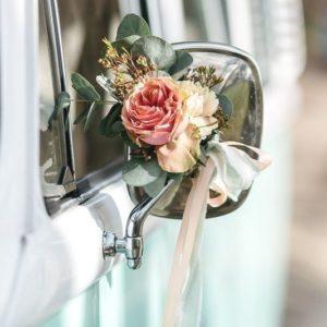Оформление свадебного авто Art.07 43