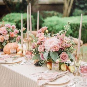 Композиция на свадебный стол Art.11 19