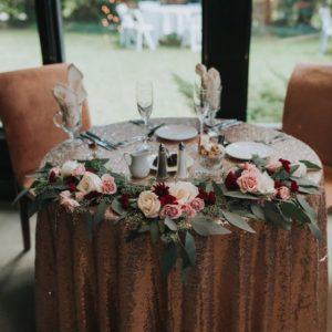 Композиция на свадебный стол Art.11 48