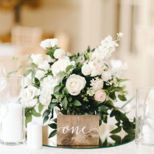 Композиция на свадебный стол Art.11 04