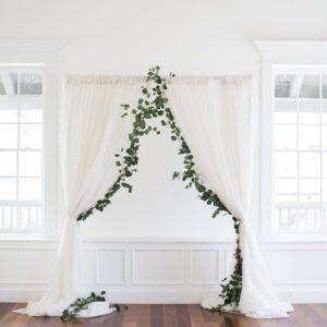 Арка из цветов на свадьбу Art.08 18