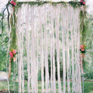 Арка из цветов на свадьбу Art.08 23