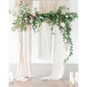 Арка из цветов на свадьбу Art.08 26