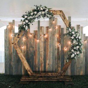Фотозона на свадьбу art.08-30