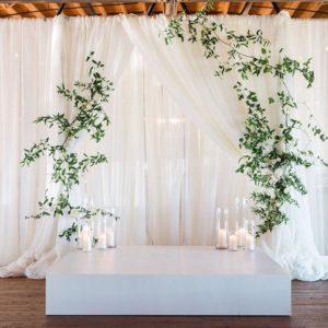 Арка из цветов на свадьбу Art.08 36