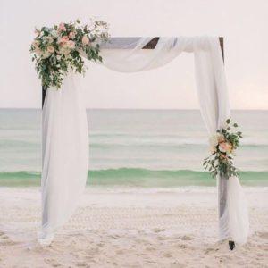 Арка из цветов на свадьбу Art.08 38