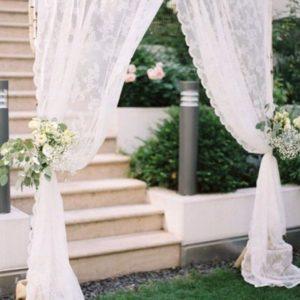 Арка из цветов на свадьбу Art.08 42