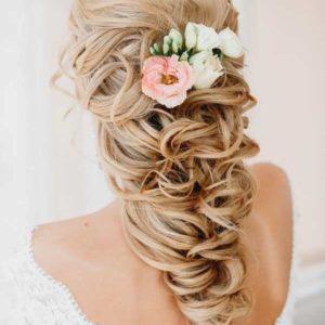 Цветок в голову невесты  art.06-48