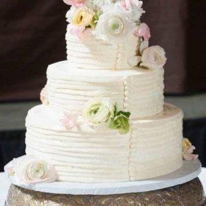 Оформление свадебного торта 28-29