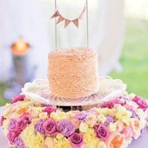 Оформление свадебного торта 28-31