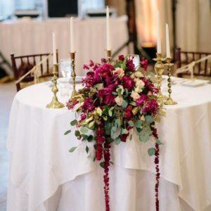 Композиция на свадебный стол Art.11 31