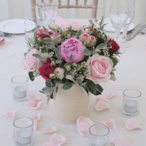 Композиция на свадебный стол art.11-22