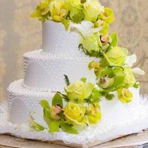 Оформление свадебного торта 28-33