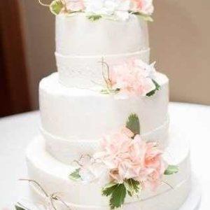 Оформление свадебного торта 28-34
