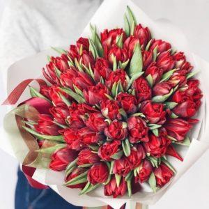 Букет из тюльпанов Art.13 36
