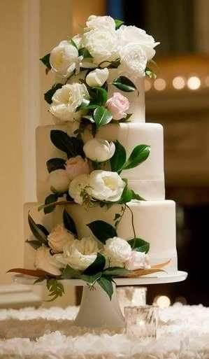 Оформление свадебного торта 28-26