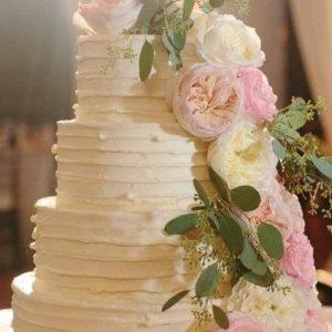 Оформление свадебного торта 28-20