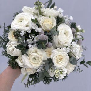 Зимний букет невесты Art.05 15