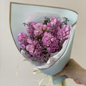 Букет из пионовидных роз Art.80 61