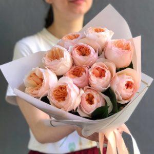 Букет из пионовидных роз Art.80 52