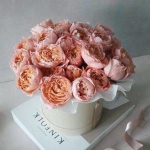 Букет из пионовидных роз Art.80 59