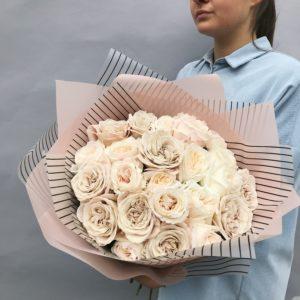 Букет из пионовидных роз Art.80 60