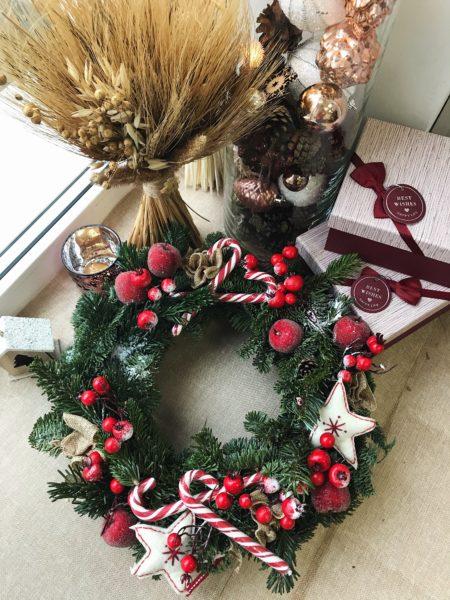 Рождественский венок Art. 30 136