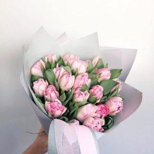 Букет из тюльпанов art.01-04